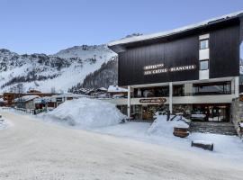 Les Crêtes Blanches, hotel in Val-d'Isère