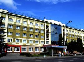 Jasmin, готель у Тернополі