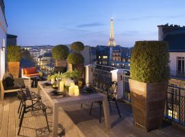 Hotel Marignan Champs-Elysées, hotel near Rue du Faubourg Saint-Honoré, Paris