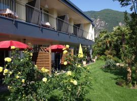 Charme Hotel Barbatè, hotel in Tegna