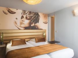 Le Bon Hôtel, hôtel à Neuilly-sur-Seine