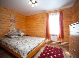 Guest House Russky Dom, self catering accommodation in Listvyanka