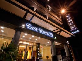 東城商旅,花蓮市花蓮城隍廟附近的飯店