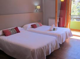 Hotel Meson de L'Ainsa, hotel in Aínsa