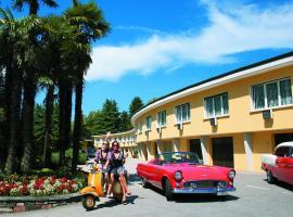 Hotel Vezia, hôtel à Lugano