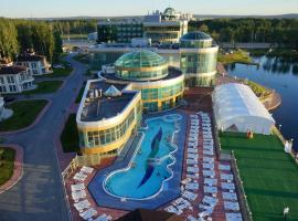 Ramada By Wyndham Yekaterinburg Hotel & Spa, отель в Екатеринбурге