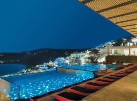 Myconian Avaton - Design Hotels, boutique hotel in Elia Beach