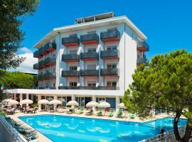 Hotel Gimm, hotel v Bibione