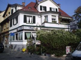 Tasca im Feui Apartments, Hotel in Stuttgart