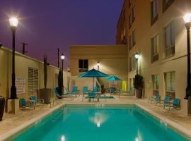 Springhill Suites by Marriott Savannah Downtown Historic District, boutique hotel in Savannah