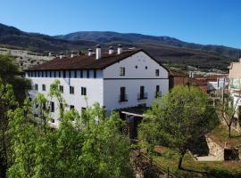 Hospedería Valle del Jerte, hotel in Jerte