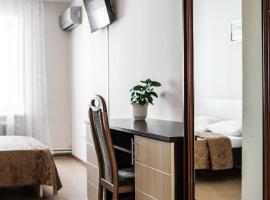 Гостиница Омега, отель в Альметьевске