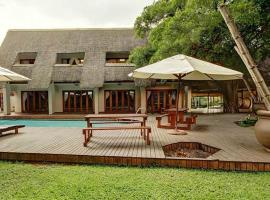 Pongola Country Lodge, hotel with parking in Pongola
