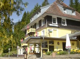 Löffelschmiede Hotel & Restaurant am Titisee / Feldberg, homestay in Feldberg