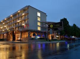 Hotel Russia, hotel in Tiraspol