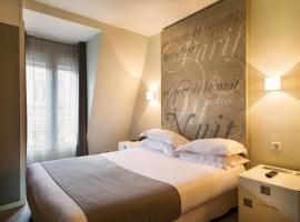 Chambellan Morgane, hotel in Paris