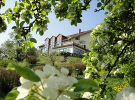 Landhotel BurgenBlick Garni & Tagungshotel, hotel in Erfurt