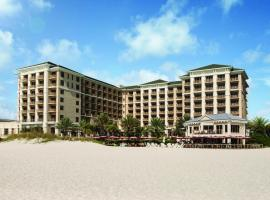 Sandpearl Resort Private Beach, hotel near Clearwater Marine Company, Clearwater Beach