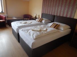 Konsky Dvor, hotel v Brzotíne
