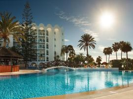 Marinas de Nerja Beach & Spa, accessible hotel in Nerja