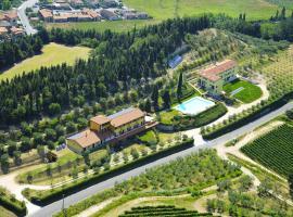 Agriturismo Fontanelle, hotel en Cavaion Veronese