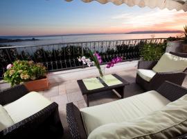 Apartment Mucrum, hotel with jacuzzis in Makarska