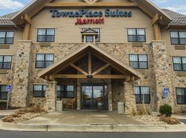TownePlace Suites by Marriott Kansas City Overland Park, hotel in Overland Park