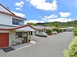 BK's Pohutukawa Lodge, motel in Whangarei