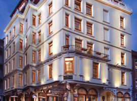 Best Western Empire Palace Hotel & Spa, hotell i Istanbul
