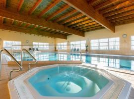 BURSZTYN - BERNSTEIN SPA & Wellness – hotel w mieście Dąbki
