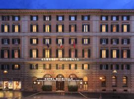 Hotel Quirinale, hotel in Via Nazionale, Rome