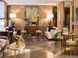 Balmoral Champs Elysées, hôtel à Paris près de: Palais des congrès de Paris