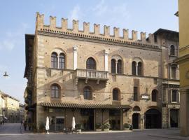 Hotel Posta, hotel in Reggio Emilia