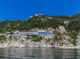 Hotel Cetus, hotel near Salerno Harbour, Cetara