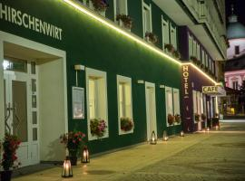 AKTIVHOTEL Weisser Hirsch, Hotel in Mariazell
