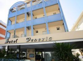 Hotel Venezia, hotel in Rimini