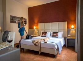 Hearth Hotel, hotel in zona Vaticano, Roma