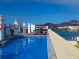 Hotel Concorde, hotel in Las Palmas de Gran Canaria