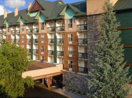 Grand Smokies Resort Lodge Pigeon Forge, hotel v destinaci Pigeon Forge