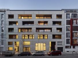 Seminarhaus S1516, B&B i Berlin