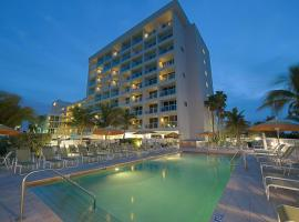 Residence Inn by Marriott St. Petersburg Treasure Island, hotel in Treasure Island , St. Pete Beach