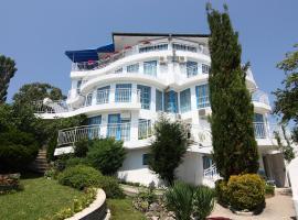 Вила Белият Гълъб, хотел близо до Лифт Аргищ, Златни пясъци