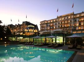 Beau-Rivage Palace, hotel in Lausanne