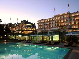 Beau-Rivage Palace, hôtel à Lausanne près de: Délices