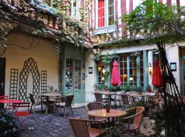 Le Vieux Carré, hotel in Rouen