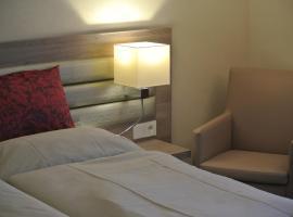 Hotel Saint Fiacre, Hotel in Bourscheid