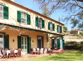 Quinta das Malvas - Quinta de Santa Luzia, hotel cerca de Jardín Tropical Monte Palace, Funchal