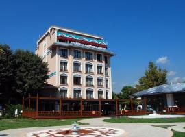 The And Hotel Sultanahmet- Special Category, hotell i Istanbul