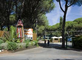 Camping Eden, glamping site in Marina di Grosseto