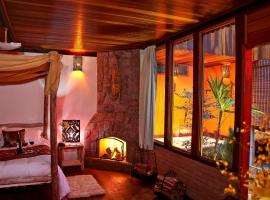 Pousada Recanto Da Serra, hotel with jacuzzis in Visconde De Maua